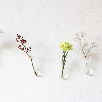 DIY: een bloemenslinger