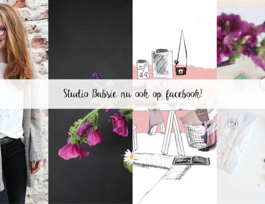 studiobabsie nu op ookopfacebook!